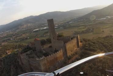 Toskana-Motorschirm - Reise 2016 Film