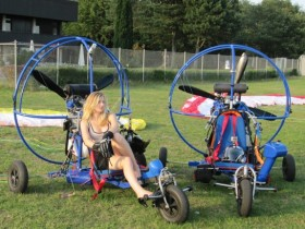 Test-Upload Triostar Trikes in EDDG