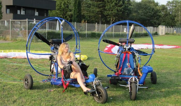 Test-Upload Triostar Trikes in EDDG